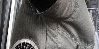 服にファンがついてる『空調服』ってどうなの? 涼しいの? 「汗のかきかた全然違う」「暑さ半減」 - Togetter