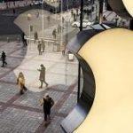 アップル、「iPhone」伸び悩むも増収 サービス売上高が好調 – CNET