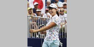 ゴルフ全英女子 渋野日向子が優勝 日本勢42年ぶりメジャー制覇 | NHKニュース