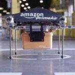 Amazonのドローン配達が実現に向けて一歩前進 – GIGAZINE