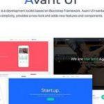 これ簡単!BootstrapのデザインをカスタマイズできるWebツール Avant UI – PhotoshopVIP