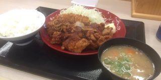 かつやの新作定食の日本語がおかしいと思ったらおかしいのは開発者の発想だった「唐揚げって調味料だったのか!」 - Togetter