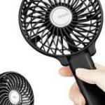 ハンディー型扇風機が爆売れ。若者だけでなく幅広い世代に広がる : IT速報