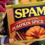 この秋、かぼちゃスパイス味のスパム缶が登場!シナモンやナツメグなどの香辛料が使われてるそうだけど…おいしいの!? | Pouch