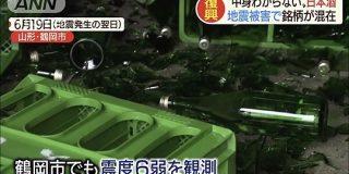 山形の鶴岡市で、地震で割れなかったけど銘柄が分からなくなった日本酒を販売へ「ハズレなしガチャみたいで面白そう」 - Togetter