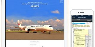 JAL、乗務員や整備士らの記録を電子化へ-電子フライトログ・整備記録の運用開始 - CNET