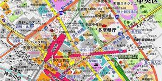 もしも町田市が大発展したら?リニアが通り巨大ランドマークが並び立つ「架空町田地図」に妄想がふくらむ - ねとらぼ
