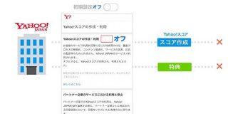 「Yahoo!スコア」、10月からデフォルトで「オフ」に「ユーザーの意見や社会情勢を踏まえた」 - ITmedia