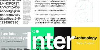 UIデザイン用に最適化されたおすすめのフリーフォント!小さいサイズでもくっきり綺麗で、読みやすい -Inter | コリス