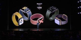 Apple、常時表示が可能な「Apple Watch Series 5」発表。18時間の駆動を実現 : IT速報