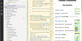 かなり便利!VS CodeでCSSを書きながらFlexboxのチートシートを利用できる -CSS Flexbox Cheatsheet | コリス