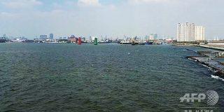 沈みゆく首都…災害の危機に直面するジャカルタ:AFPBB