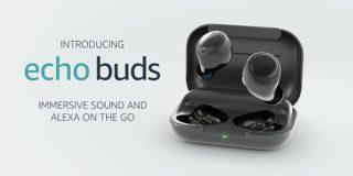 【朗報】Amazon、Alexa搭載のワイヤレスイヤホン「Echo Buds」を発表!あと指輪とメガネも発表! : IT速報