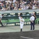 阪神・鳥谷、残ってくれたファンの声援に応えてちょっとだけ再登場 その後なぜか声援に応えてガルシアが登場 : なんじぇいスタジアム
