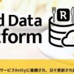 Retty、食領域のビックデータ連携基盤「Food Data Platform」連携の第一弾は出光興産 – CNET