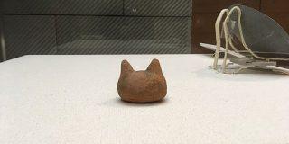 博物館に展示されていた縄文時代の土製品がまさかの猫形「この時代にネコっていたっけ!?」 - Togetter