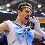 「マーキュリーにもほどがある」フレディそっくりのセーラーマーキュリーがロシアのポップカルチャーの祭典 #ComicConRussia に降臨 – Togetter