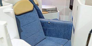 「IoTファーストクラスシート」登場 乗客の眠りを検知しCAに報告 機内食で起こされず快適な旅 - ITmedia