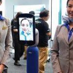 ANAが「分身ロボット」開発 遠隔操作でショッピングや観光 20年実用化 – ITmedia