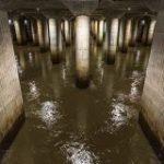 台風19号の翌日 稼働中の首都圏外郭放水路はこんなことになっていた「すごい」「水が入ってるとこ初めて見た」 – Togetter