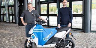 Uberがパリで電動スクーターシェアのCityscootと連携、アプリにサービス統合 | TechCrunch