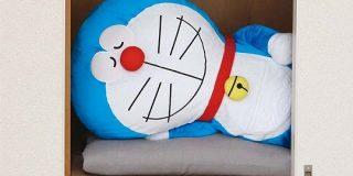 『自宅の押入れでドラえもんが寝ている』という生活が現実になると聞いて一同興奮「フェリシモに天才がいるのでは!?」 - Togetter