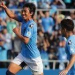 【小ネタ】中村俊輔、お立ち台で歌う!他、ゴラッソ弾は「ミナの落としが全て」 : カルチョまとめブログ