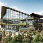 日本ハムの新球場模型 : ポリー速報