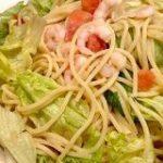 【裏メニュー】サイゼリヤの「小エビのサラダスパゲティ」が激ウマ!サイゼの社長も明日からコレしか食べないレベル!! | ロケットニュース24