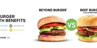 米デニーズがBeyond Meatと提携して植物性バーガーを展開へ | TechCrunch