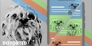 UIのデザインでよく見かける、目の錯覚による違和感を取り除くデザインテクニックのまとめ | コリス