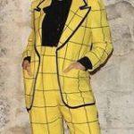 以前発表されたGucciのスーツ、どう見てもあの人のスーツと完全一致して過去に話題に→話題は再燃してそのたびに騒然 – Togetter