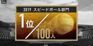プロ野球選手100人分の1位 スピードボール部門2019 : なんJ(まとめては)いかんのか?