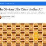 はっきりと分かるようにデザインされたUIは、最高のUI | コリス