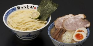 渋谷につけ麺「つじ田」誕生!渋谷フクラス1Fで濃厚つけ麺を味わおう - うまいめし