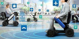 電動車椅子のWHILLが北米の空港でもテストを開始 | TechCrunch