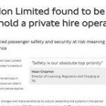 Uber、ロンドン交通局が免許更新しないと発表 Uberは不服申し立て – ITmedia