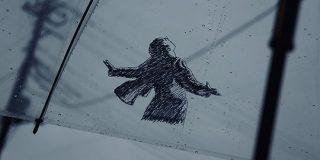 【ライフハック】ビニール傘にショーシャンクの絵を描いておけば雨の日が楽しくなるよ - Togetter