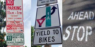UXライターやデザイナーが道路標識から学べること   UX MILK