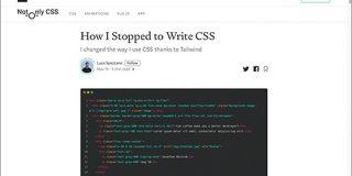 CSSを書くのが劇的に楽になる!ユーティリティファーストのCSSフレームワーク「Tailwind CSS」 | コリス