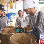 DASH村19度目の稲刈り!TOKIOが品種改良中の稲から松岡のプロデュースした新種の米がまさかの高評価 #鉄腕DASH – Togetter