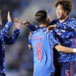 【日本代表vs中国代表】後半に三浦弦太がCKからゴールするも、終了間際に失点…2-1で辛勝! : SAMURAI Footballers