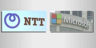 NTTとマイクロソフトが提携 企業向け新サービス提供へ | NHKニュース
