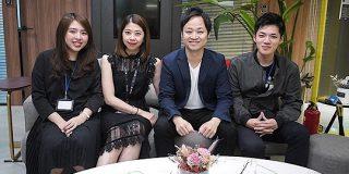 日系通販企業の台湾・タイ向けSNSチャットコマース支援提供の人々、シードラウンドで1億円を調達-AIボット開発を強化、中国進出に着手 - BRIDGE