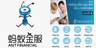 Ant Financial(螞蟻金融)、ベトナムの決済会社eMonkeyに出資【報道】 - BRIDGE