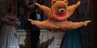 ロシアバレエ『くるみ割り人形』からクマの迫真の演技の様子をご覧ください「今年もこの季節がやってきた!」「この出で立ちでこれだけ踊れるって…」 - Togetter
