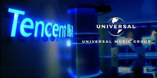 Tencent(騰訊)ら、Universal Music Groupの株式10%を取得へ - BRIDGE