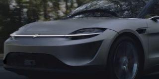 ソニー、自動車「Vision-S」を発表 : IT速報