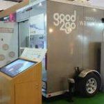 走るトイレ、TOTOがCESで公開「TaaS」目指す : 日本経済新聞