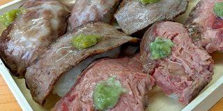【デパ地下探訪】日本橋三越の案内係に聞いた「オススメの肉弁当」がこちらです!   ロケットニュース24